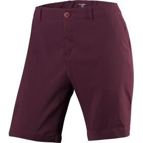 Houdini W's Liquid Rock Shorts last round red
